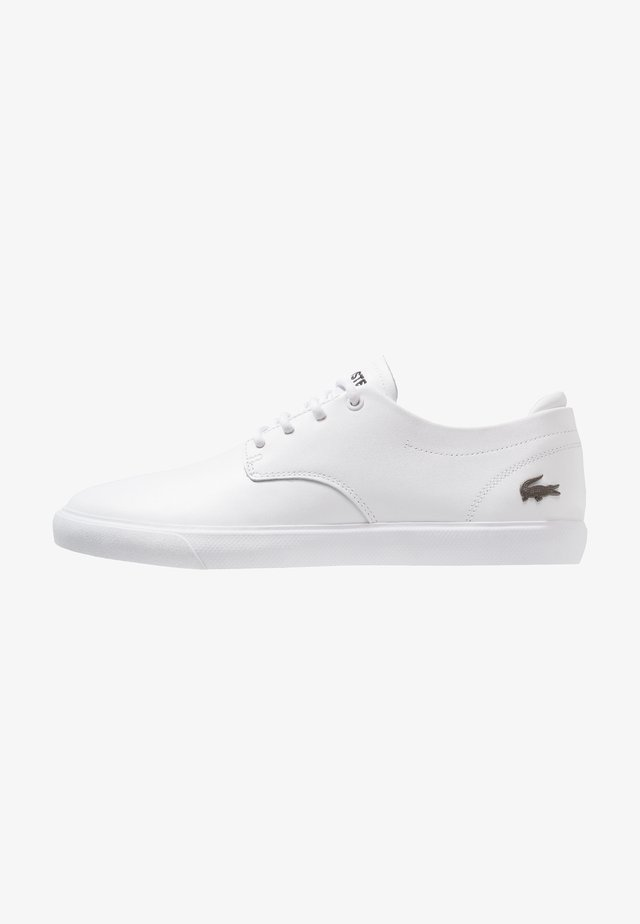ESPARRE - Sneakers laag - white