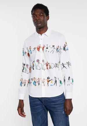 ABEL - Overhemd - white