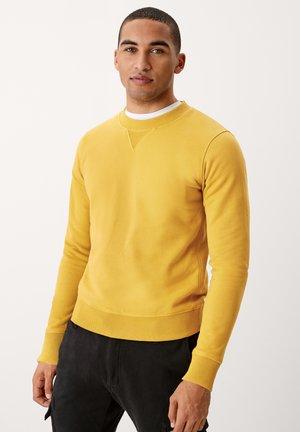 SOFTER IN UNI - Sweatshirt - mustard