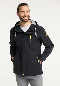 Schmuddelwedda - Waterproof jacket - schwarz - 0