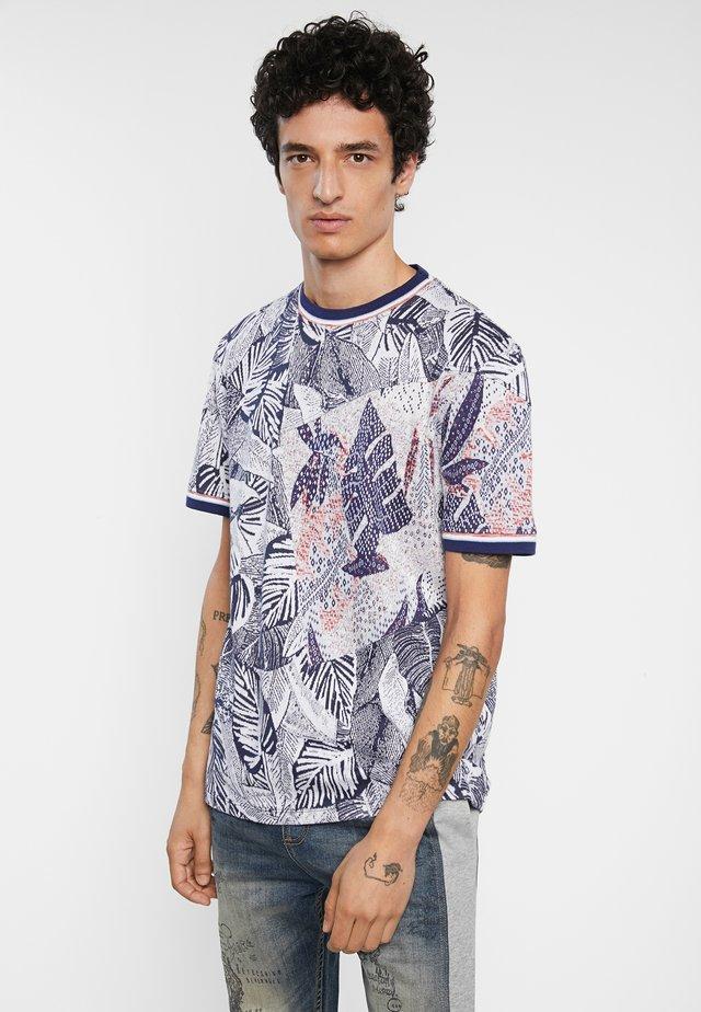 CADMO - T-shirt print - blue