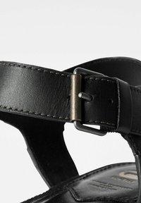 G-Star - CORSET  - Sandalen - black - 3
