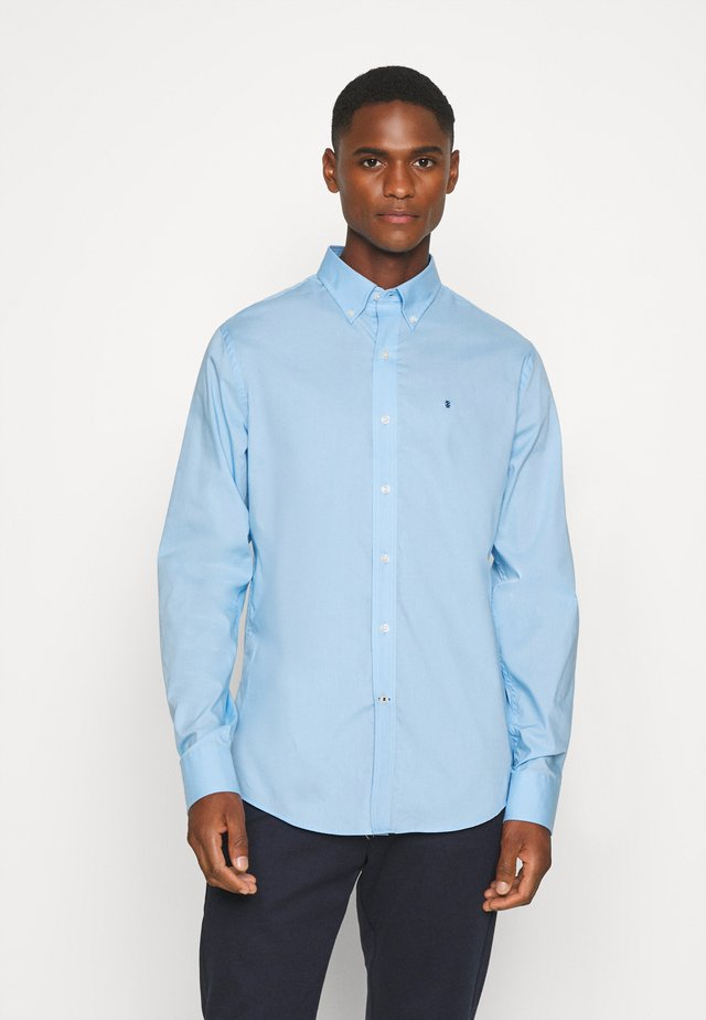 POPLIN SOLID - Chemise classique - blue bell