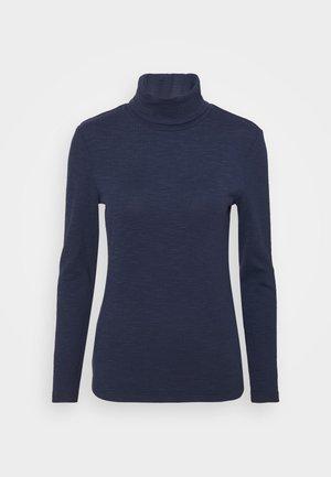 ONLJOANNA ROLLNECK  - Långärmad tröja - peacoat