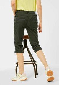 Cecil - Denim shorts - grün - 2
