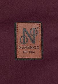 Navahoo - CRISTAL - Winter coat - burgundy - 5