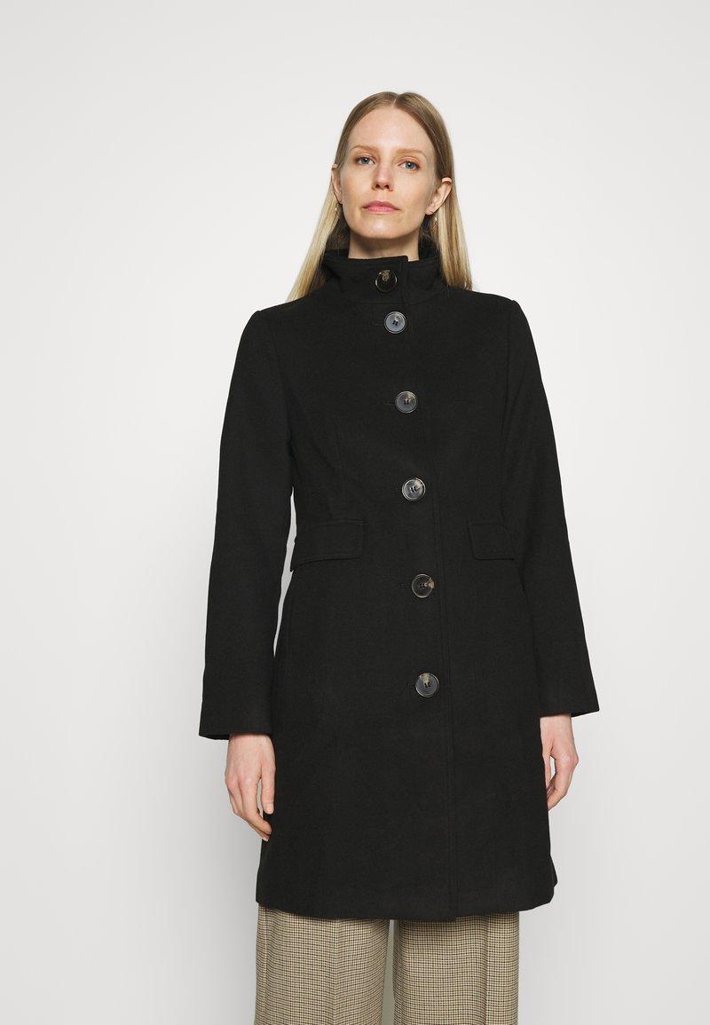 Marks & Spencer London - COAT - Mantel - black
