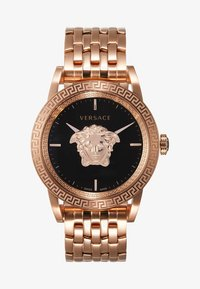 Versace Watches - PALAZZO EMPIRE - Watch - rosegold-coloured/gunmetal - 3