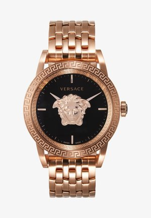 PALAZZO EMPIRE - Watch - rosegold-coloured/gunmetal