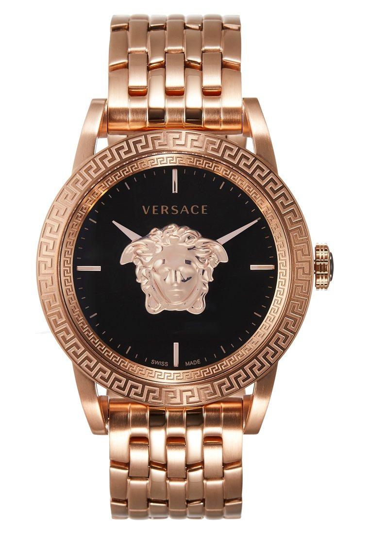 Versace Watches - PALAZZO EMPIRE - Orologio - rosegold-coloured/gunmetal