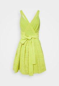 Pinko - CREATIVO ABITO SANGALLO - Day dress - green - 1
