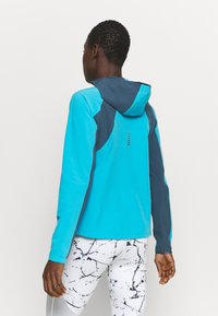 Under Armour - OUTRUN THE STORM  - Sports jacket - equator blue - 2