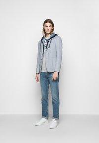 JOOP! Jeans - HOODNEY - Light jacket - open grey - 1
