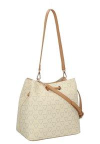 Valentino Bags - LIUTO - Handbag - ecru multi - 2