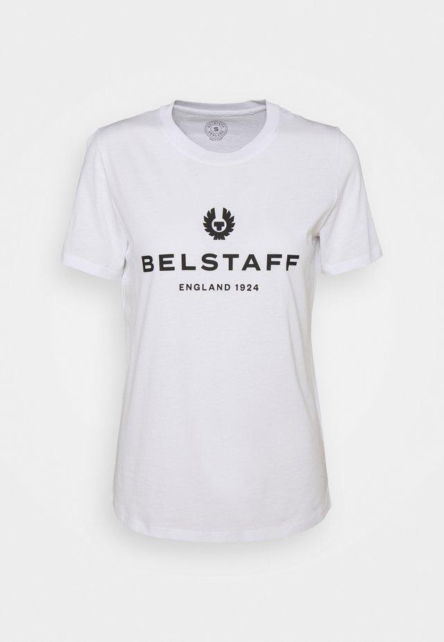 MARIOLA 1924 - T-shirt imprimé - white