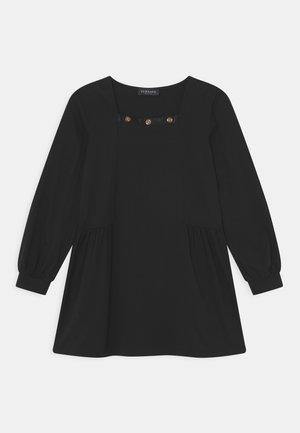 DRESS UNITO - Jersey dress - nero