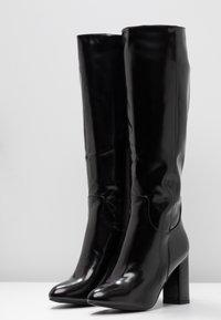 RAID - MARION - High heeled boots - black - 4