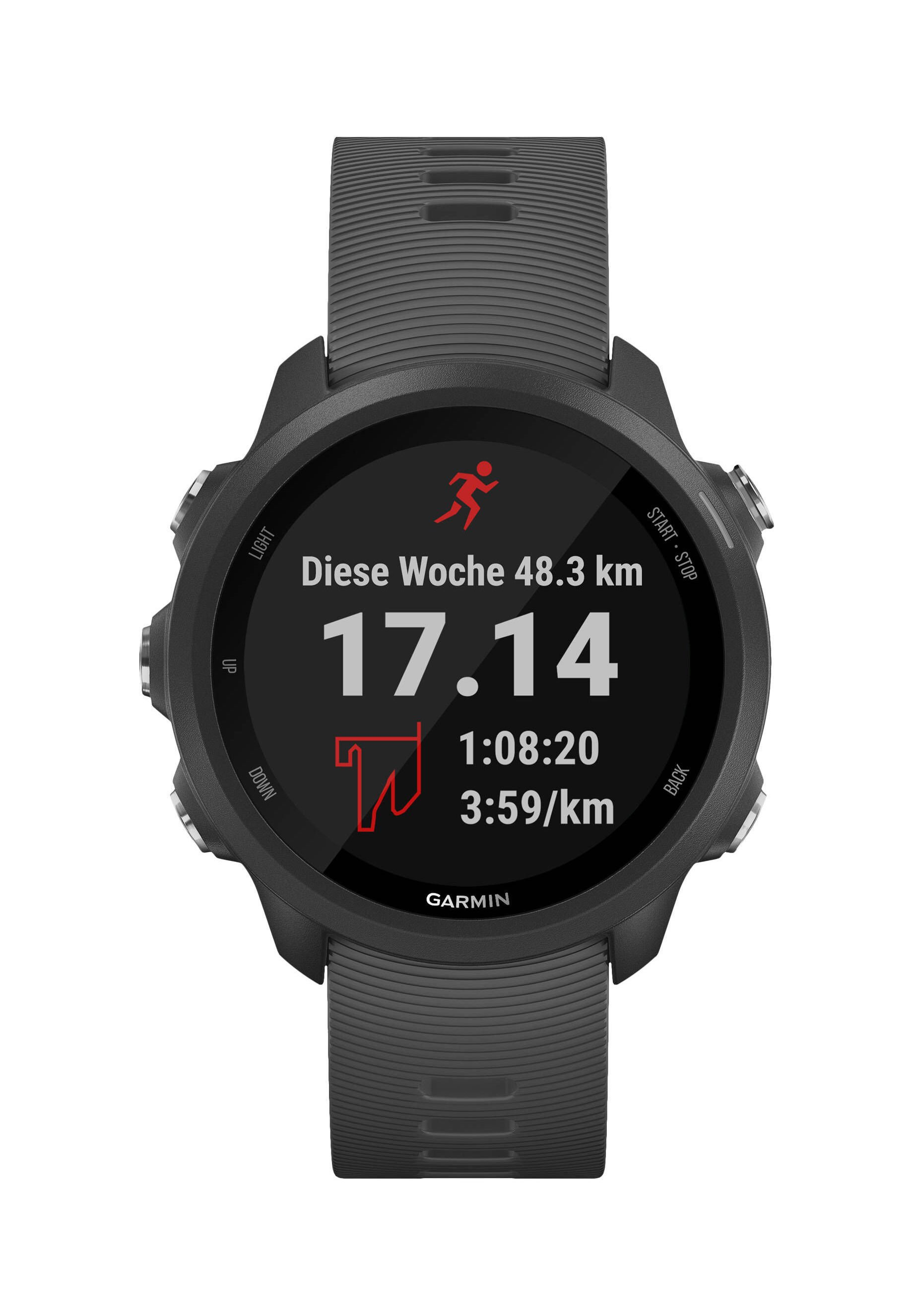 Herren GARMIN GPS-LAUFUHR