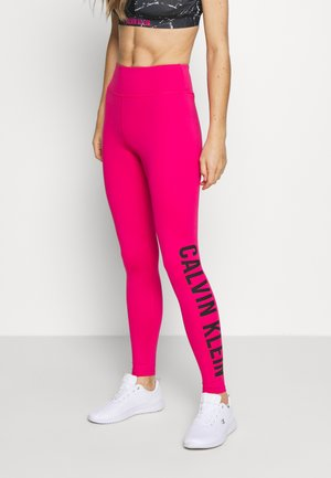 FULL LENGTH - Leggings - beetroot purple