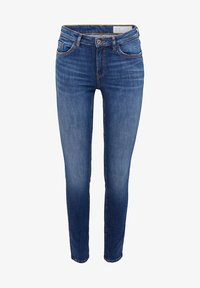 edc by Esprit - MIT ORGANIC COTTON - Jeans Skinny Fit - blue dark washed - 5