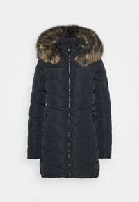 ONLNEWMINEA QUILTED HOOD COAT - Parka - night sky