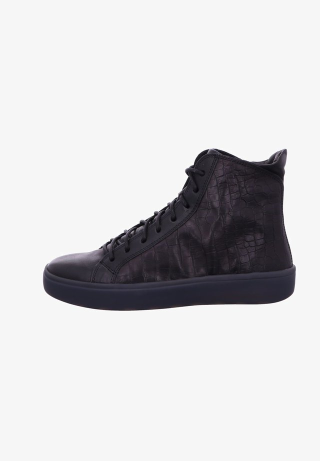 High-top trainers - szkombi