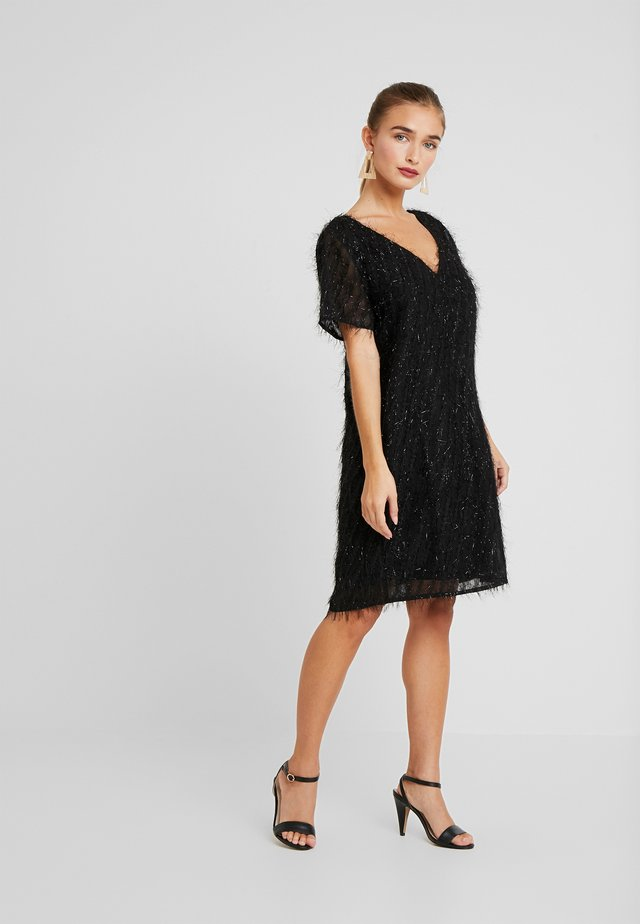 VILOCO DRESS - Sukienka koktajlowa - black
