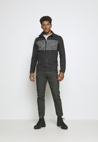 Regatta - CURZON - Fleece jacket - ash/black - 1