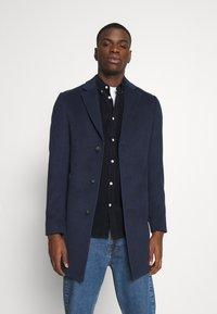 Isaac Dewhirst - NOTCH - Classic coat - dark blue - 0