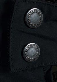 Barbour - ROYSTON CASUAL - Lehká bunda - black - 2