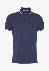 Tommy Hilfiger - TIPPED SLIM FIT - Polo - blue - 5