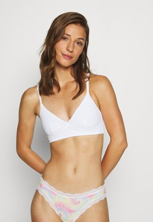 TOTAL CORE NONWIRED - Triangel-BH - white