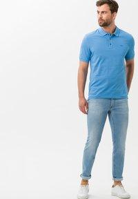 BRAX - STYLE PETE - Polo shirt - arctic - 1