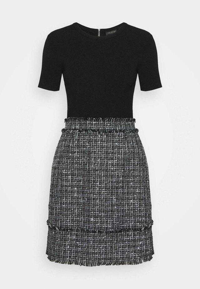 KLAUDID - Day dress - black