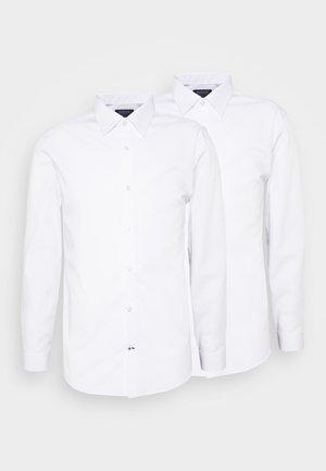 2 PACK FORMAL  - Shirt - white