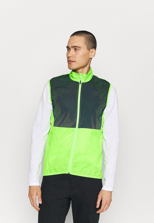 MAN VEST - Smanicato - green