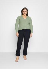 Levi's® Plus - 724 PL HR STRAIGHT - Straight leg jeans - to the nine - 1