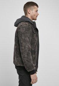 Brandit - DAYTON  - Denim jacket - black - 5