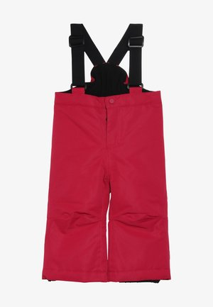 RUNDERLAND MINI SKI PANTS - Skibroek - raspberry