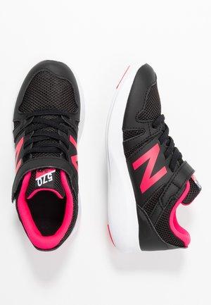 YT570GB - Obuwie do biegania treningowe - black/pink