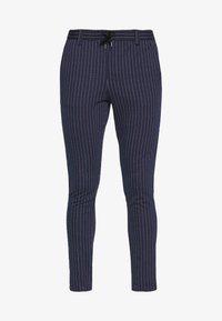 Anerkjendt - BUDDY PANTS - Trousers - sapphire - 4