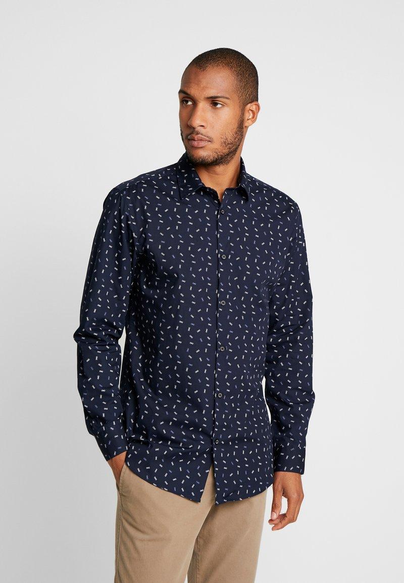 Selected Homme - SLHSLIMPEN SHIRT - Shirt - dark navy