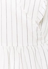 Soft Rebels - VICKIE WRAP TOP - Blouse - snow white/off white - 2