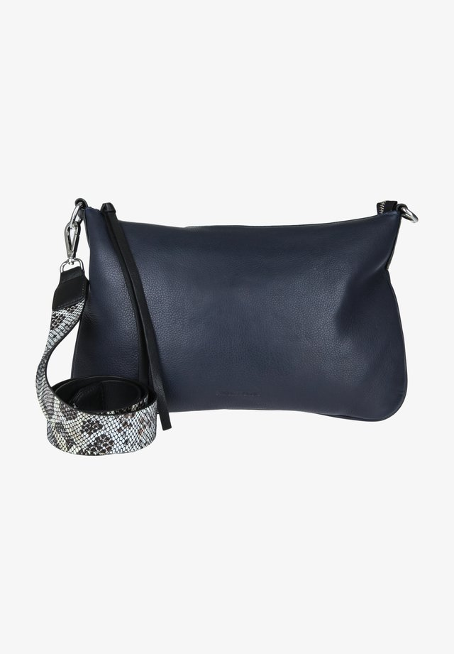 KALEIDORAMA FUN - Across body bag - navy