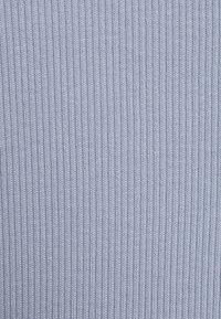 Monki - Long sleeved top - blue light - 6