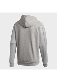 adidas Performance - MUST HAVES FULL-ZIP STADIUM HOODIE - Sudadera con cremallera - grey - 12