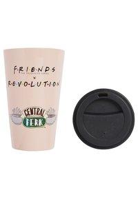 Make up Revolution - REVOLUTION X FRIENDS ESPRESSO BODY SCRUB - System - - - 1