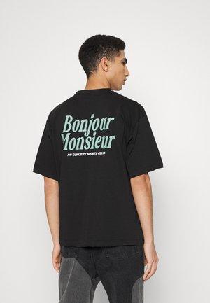 BONJOUR UNISEX - Soutien-gorge invisible - black