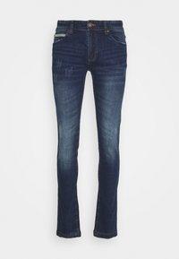 INDICODE JEANS - HIND - Slim fit jeans - denim blue - 4