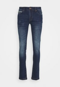 HIND - Džíny Slim Fit - denim blue